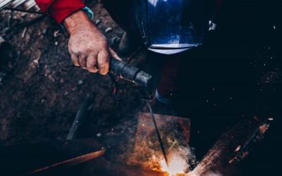 El oficio de soldador y sus herramientas actuales