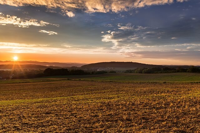 Cómo saber si un terreno es edificable: la luz solar es fundamental para orientar un terreno.