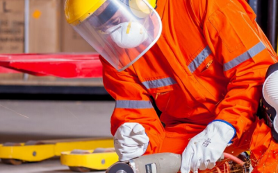 La seguridad es lo primero: equipos de protección