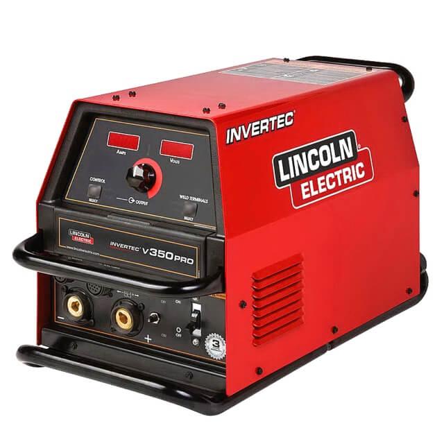 Equipo para soldadura V350-PRO, de Lincoln Electric.