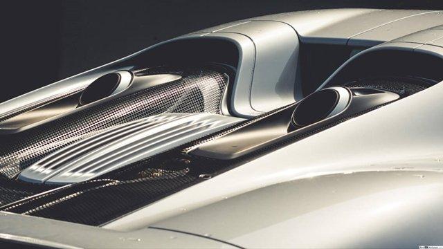 El valor estético del aluminio y su ligereza lo hacen un material muy usado en carrocería. Imagen de Unsplash.