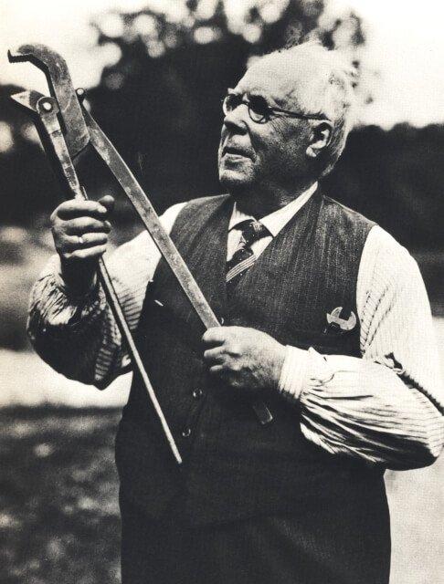 Johann Peter Johansson, fundador de Bahco.