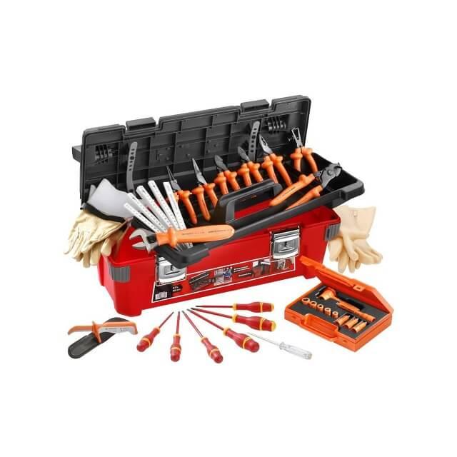 Kit de herramientas 2185C.VSE de Facom.