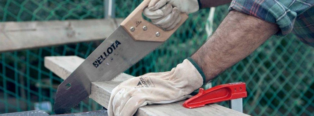 Bellota, la marca de martillos y limas